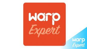 warp expert vr partner
